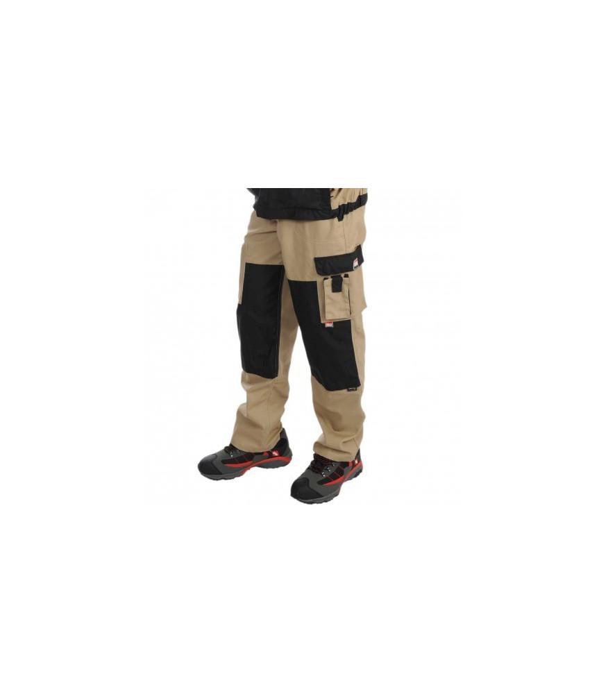 Pantalon marron Nature Qualite