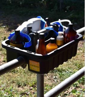 panier porte-outils grande capacité robuste - caisse boite à outils