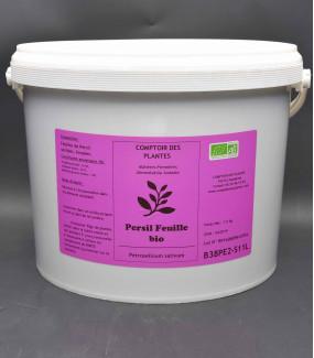 persil biologique bio