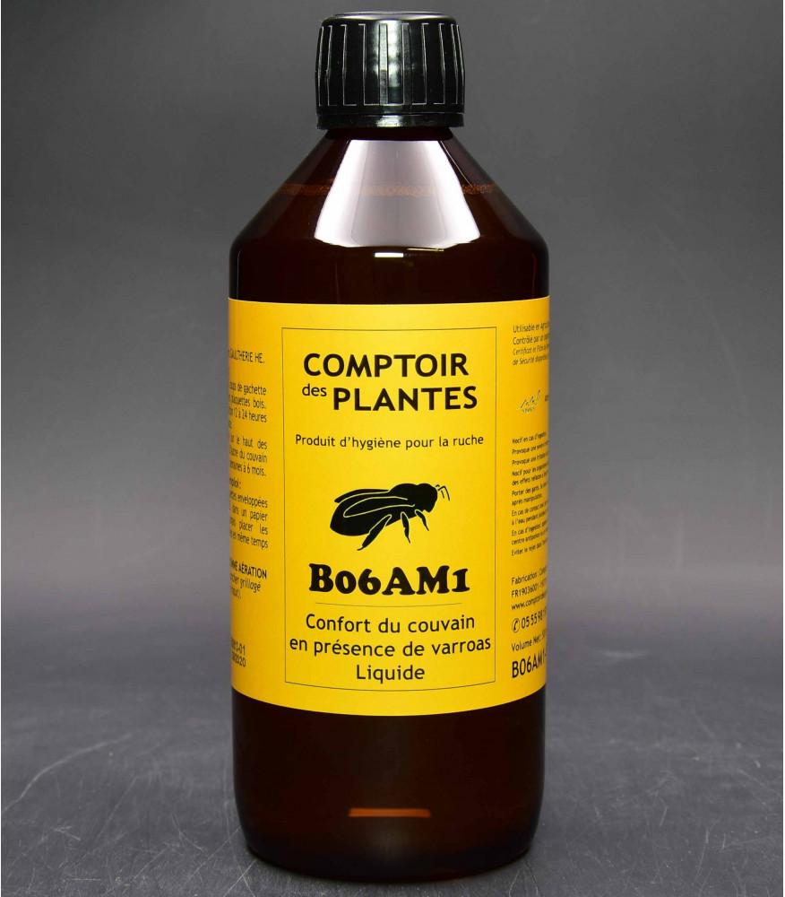 Abeille- produit contre le varroas  - agriculture biologique