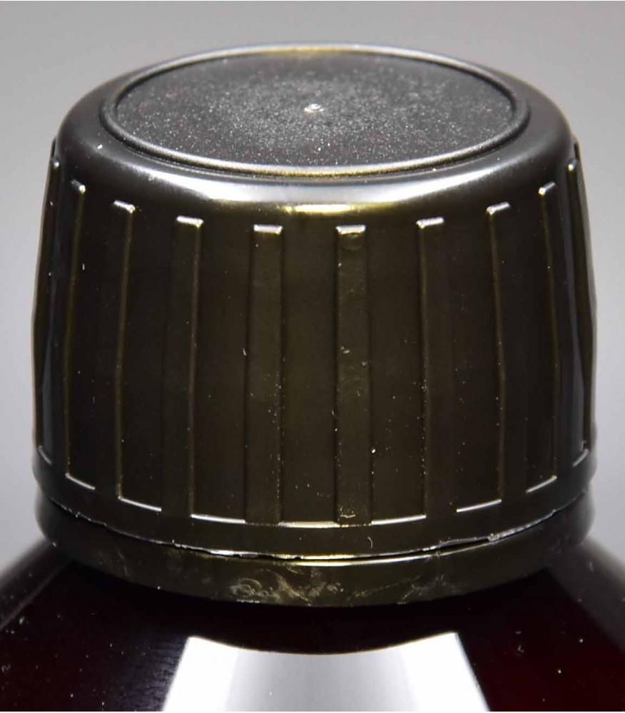 Bouchon flacon noir