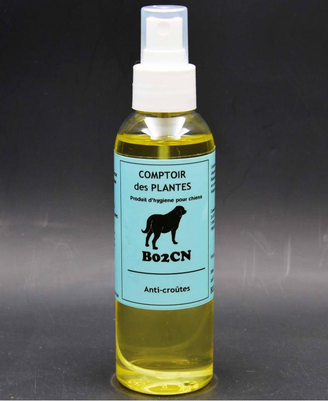Démangeaisons chien - canin - produit naturel agriculture biologique