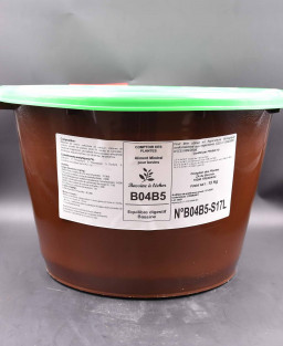 Équilibre digestif Bovins agriculture biologique