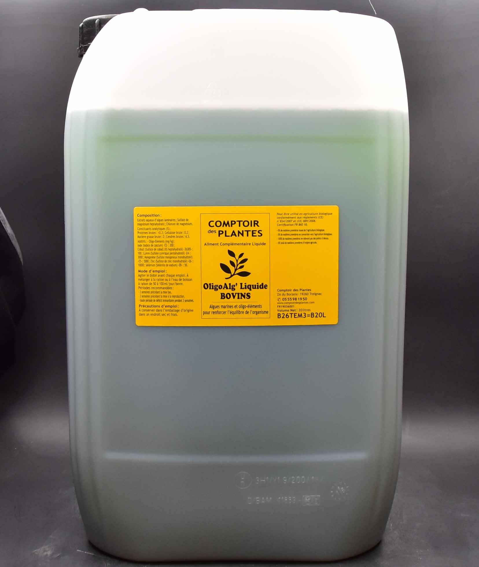 Carence oligo-éléments ovin bovin caprin